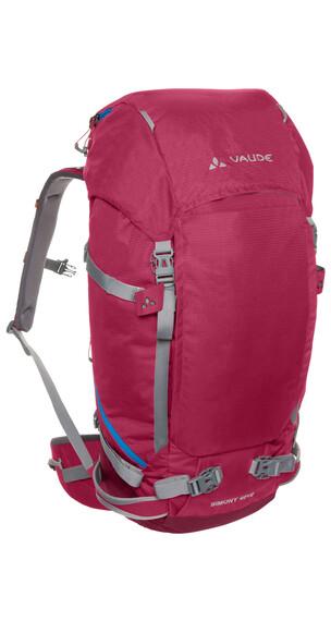 VAUDE Simony 36+8 Backpack Women hummingbird